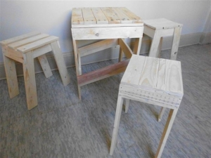 Holzbau WS Hocker - DSCI0195 12499462783