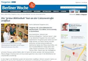 Artikel Berliner Woche 4.5.2015